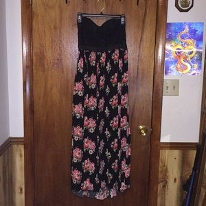 Rue21 Lace and Floral Dress